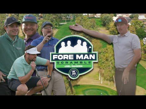 Joel Dahmen vs The Fore Man Scramble (Mesa Country Club) - Fore Play Golf