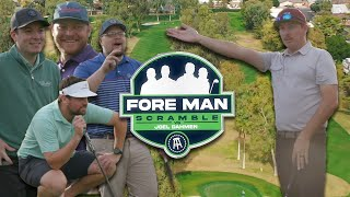 Joel Dahmen vs The Fore Man Scramble (Mesa Country Club)