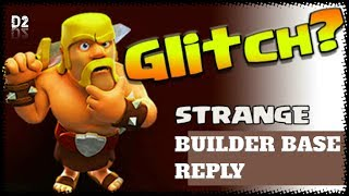 New Glitch Clash of Clans| Builder Hall Replay Glitch + Bonus Live Attack | GAMING WITH D2