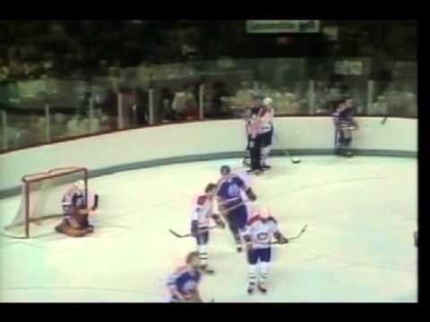 1981 NHL Playoffs - Edmonton Oilers @ Montreal Canadiens, game two