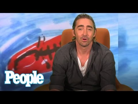 Lee Pace's Secret Eyebrow Grooming Technique   People