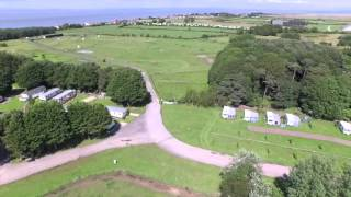 Silloth Holiday Village Aerial Footage