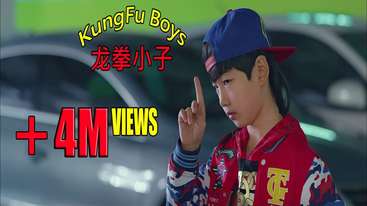 "Download Right Turn The Lights On ""Kungfu Boys"" Movie"