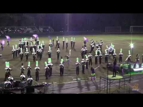 Cary High School Marching Band 11/3/2018 (Evening)