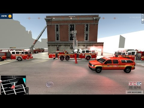 EmergeNYC Tech Demo | Battalion 5 Using 2 & 2 Investigating