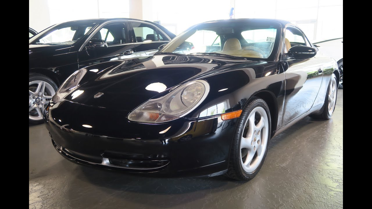 2000 Porsche 911 Carrera for Sale in Canton, Ohio | Jeff's Motorcars