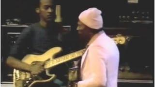 "Marcus Miller w/ Miles Davis ""Aida"" Live 1982"