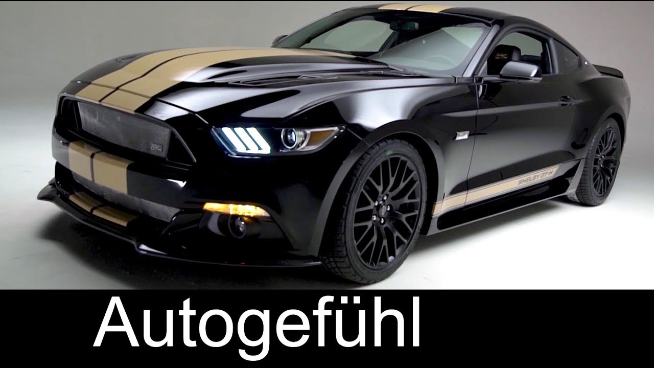 Ford Mustang Shelby Gt H Hertz Rental Car Special Edition