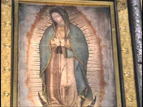 The Amazing and Miraculous Image of Our Lady of Guadalupe - Full Length