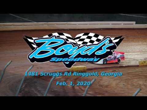 Driver Development Class @ Boyds Speedway Cabin Fever Feb  1 , 2020