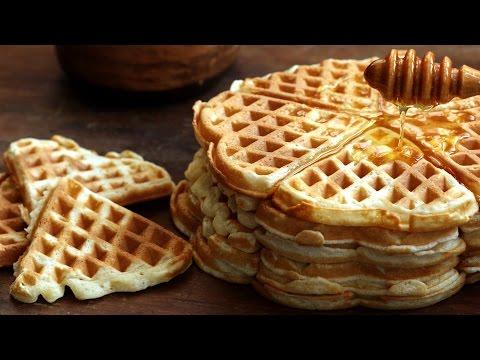 Homemade Waffles Recipe