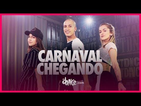 Carnaval Chegando - DJ Renan da Penha POCAH  FitDance TV Coreografia  Dance