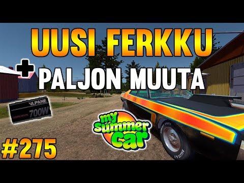 My Summer Car #275 | Uusi Ferkku + Paljon Muuta!