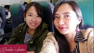 フィリピン・セブ島での友達、チャオラを日本旅行へ連れていきました!1...