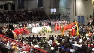 Synode du diocèse de Créteil - proclamation de l