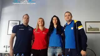 SportenPlovdiv TV: Марица: Всичко ще се реши във втория мач, Сало: Искаме победа с 3:2 утре (аудио)