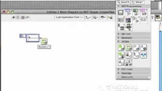 LabVIEW + NXT + Tetrix Part 4: Shaft Ecoders