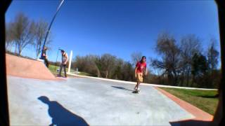 Roanoke Skatepark session with Ryan Jimmy Graham and Patty Boom Boom
