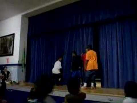 Meany Middle School: Field day 08