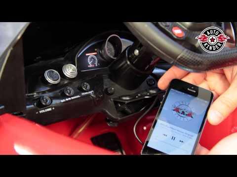 Đánh giá ô tô điện Rastar Ferrari F12