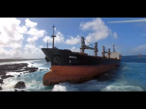Five Oceans Salvage - The refloating of the bulk carrier Benita