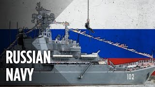 What Is The Russian Navy Doing In Eastern Europe?