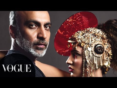 India's Fashion Designers See Red | #VogueEmpower | VOGUE India