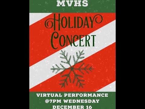 2020 Holiday Showcase - Mission Viejo High School Choir