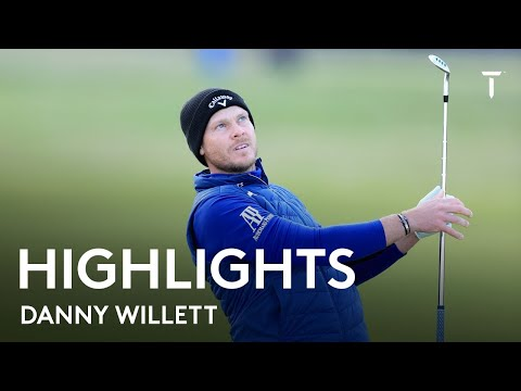 Danny Willett Round 3 Highlights   2021 Alfred Dunhill Championship
