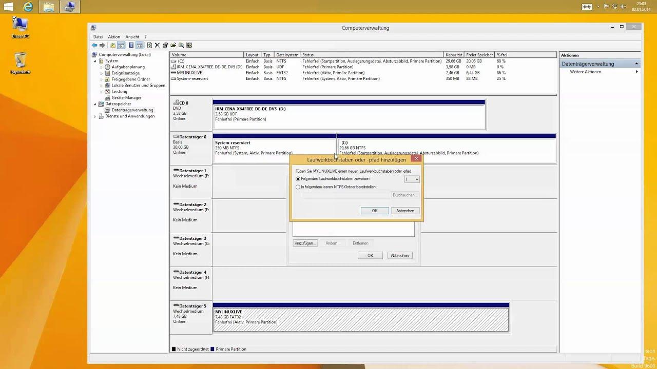 Windows 8.1 USB Stick - Probleme bei Erkennung? | Doovi