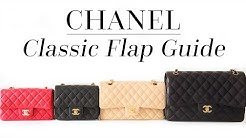 THE ULTIMATE CHANEL CLASSIC FLAP GUIDE
