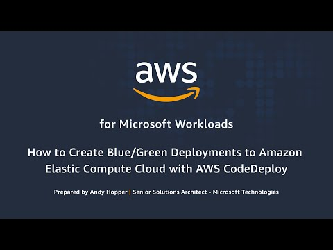 How to Create Blue/Green Deployments to Amazon Elastic Compute Cloud with AWS CodeDeploy