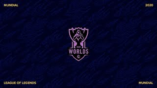 Mundial 2020:  Fase Eliminatória - Md5 | Quarta de Final 2