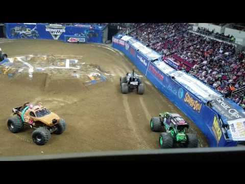 Monster jam Fresno ca