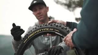Pirelli and Fabien Barel - Developing the Scorpion MTB