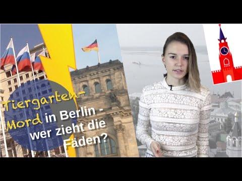 Tiergarten-Mord in Berlin: Wer zieht die Fäden?
