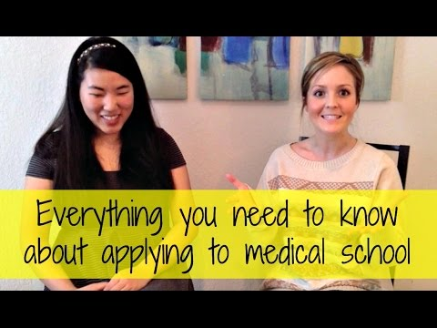 Medical School Application Tips