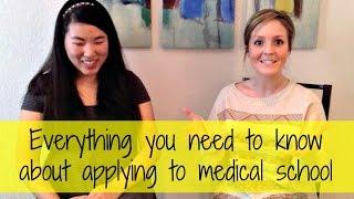 Medical School Application Tips