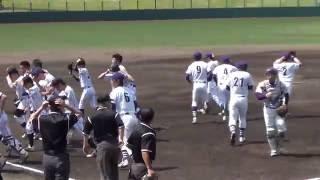 2016/5/21 大阪産業大学vs天理大学 1回表 大阪産業大学(4-0)