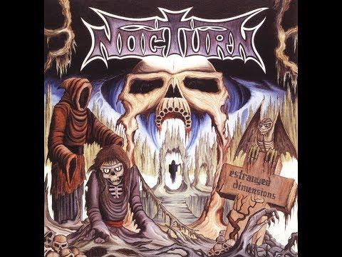 """""""Estranged Dimensions"""" Nocturn (1991) [FULL ALBUM HD]"""