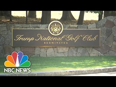 The Luxury Golf Resort Where President Donald Trump Is Spending 17 Days | NBC News