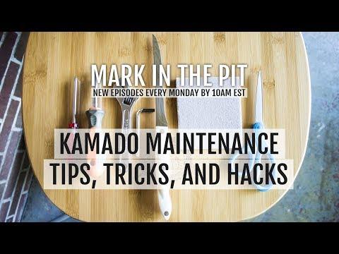 Kamado Maintenance: Tips, Tricks, and Hacks