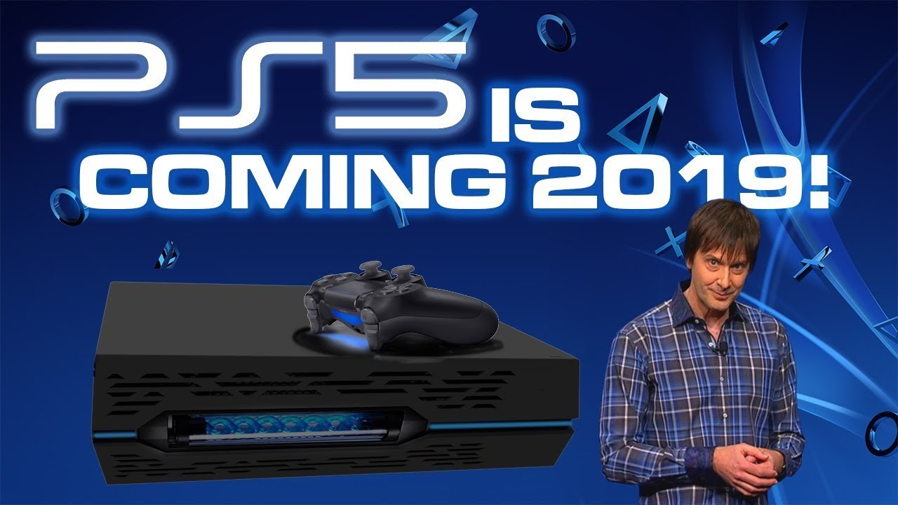 Ps5 Confirmed By Sony Goodbye Ps4 Gaming News Youtube