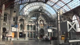 Antwerpen Central Station • Belgium