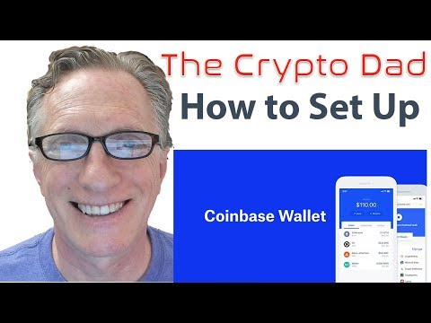 How to Set up the New Coinbase Wallet