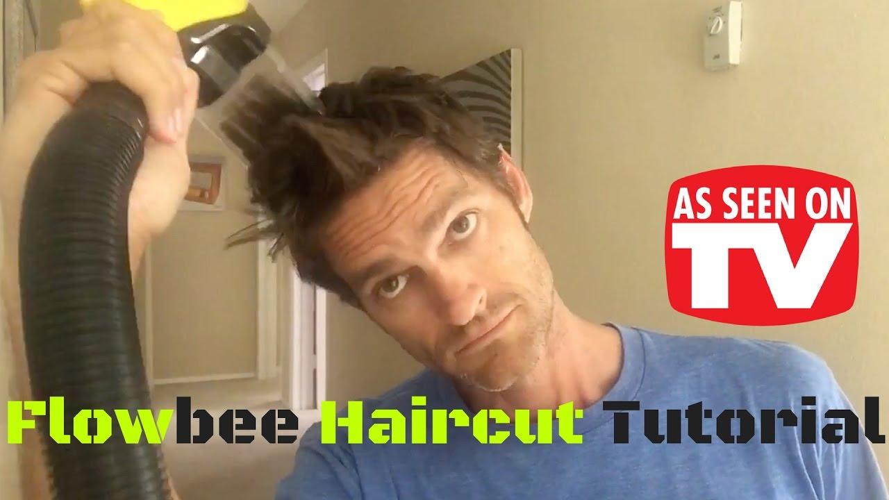 Flowbee haircut: hair raising haircutting experience