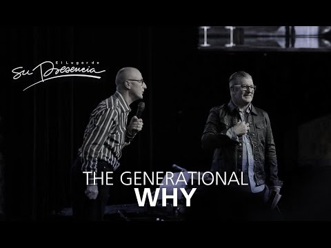 The generational why - Michael Murphy - 13 Julio 2016