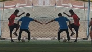 Nepal Football - Best Futsal Skills and Goals