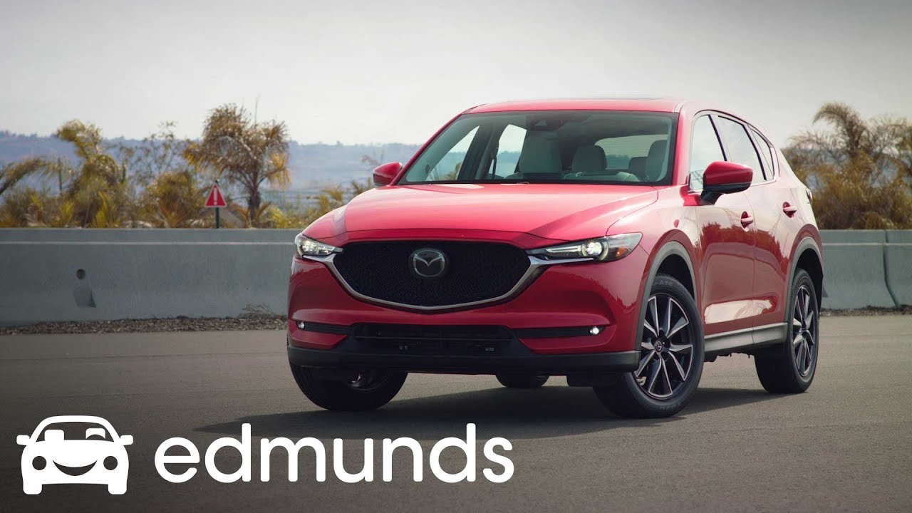 2018 Mazda Cx 5 Grand Touring Review Edmunds Youtube