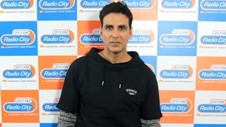 JOLLY LLB 2 Akshay Kumar revealed his love secret with Radio City Lucknow